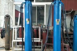 220千瓦高扬程潜水深井泵发往河北