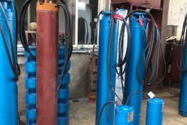 1.5千瓦潜水电机发往北京