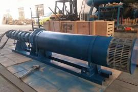 300QJW200-80-75KW 卧式潜水泵